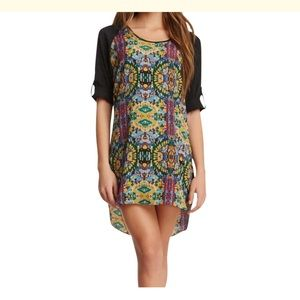 Collective Concepts - Printed Shift Dresses 2FOR1